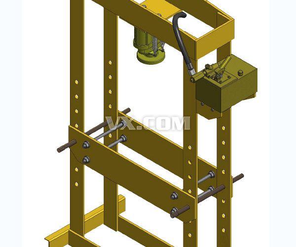 48v自卸液压泵接线图