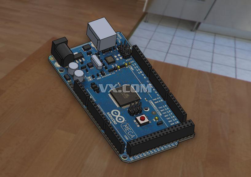 arduino mega2560核心电路板