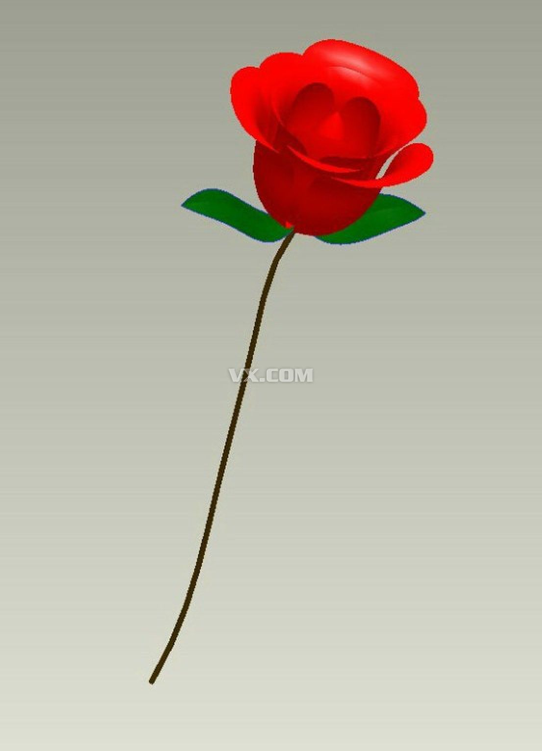 用proe画玫瑰花步骤