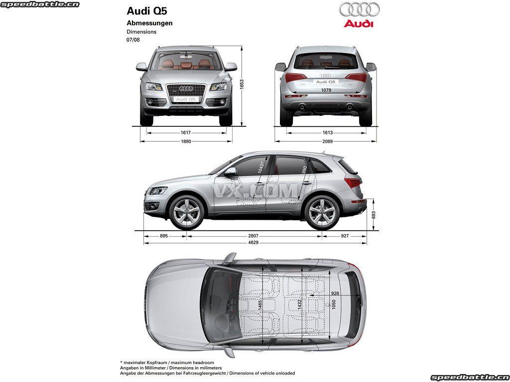 大众汽车三视图尺寸图图片 大众汽车三视图尺寸图图片下载