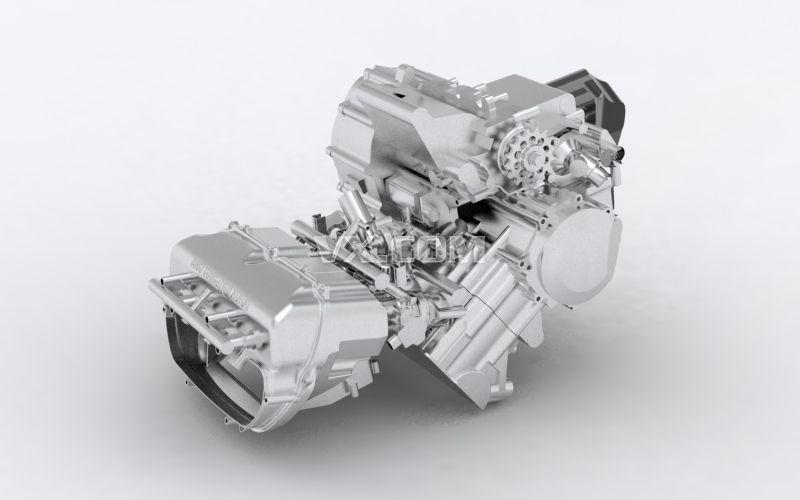 本田发动机图片