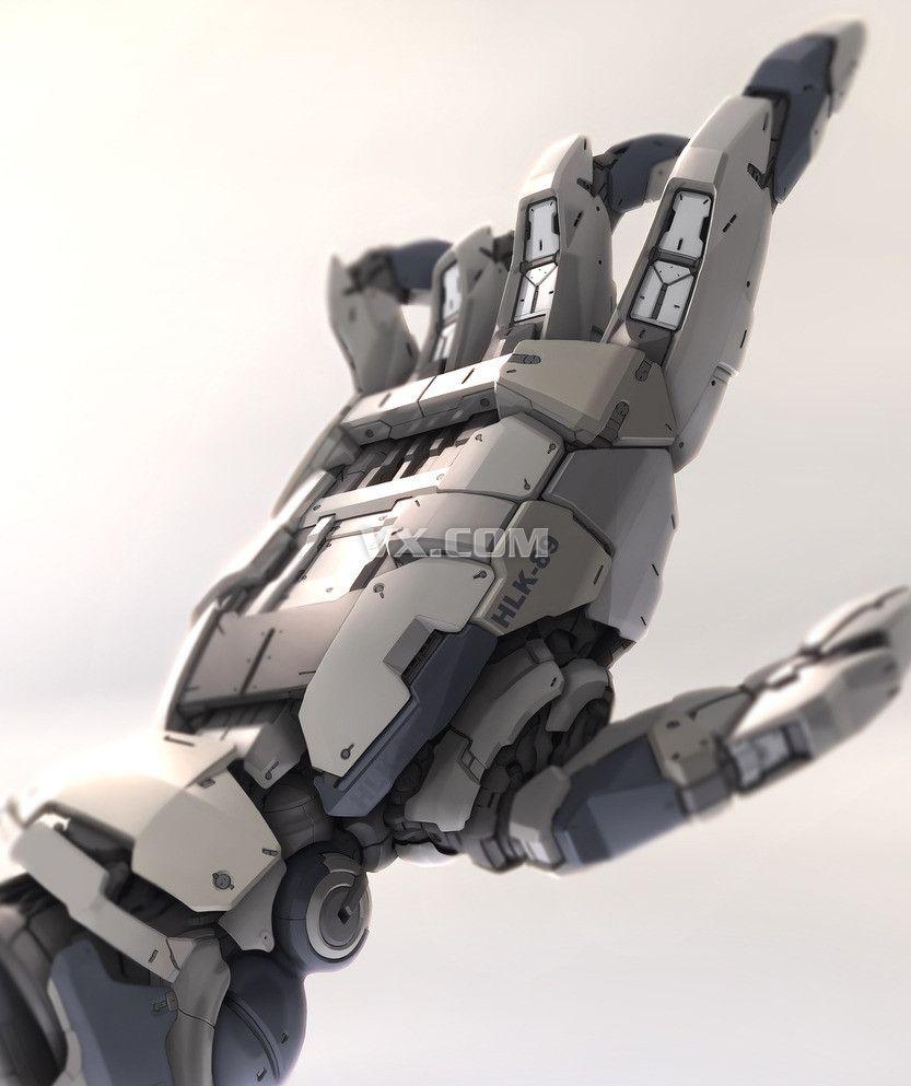 机器人手爪—终端机械手