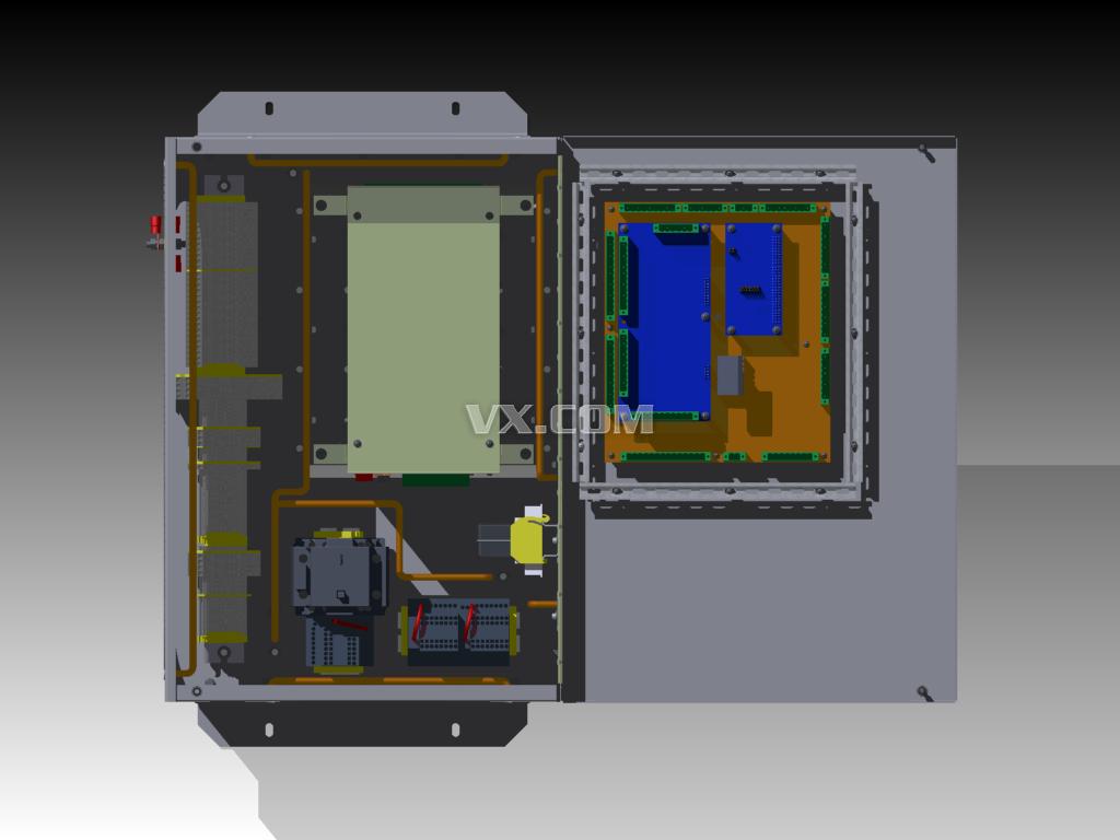 晶科光伏配电箱实物接线图