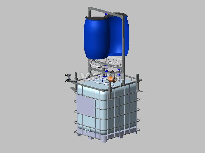 30千瓦抽水机减压启动电路图