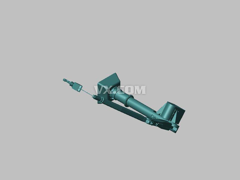 液压吊车_solidworks_机械设备图片