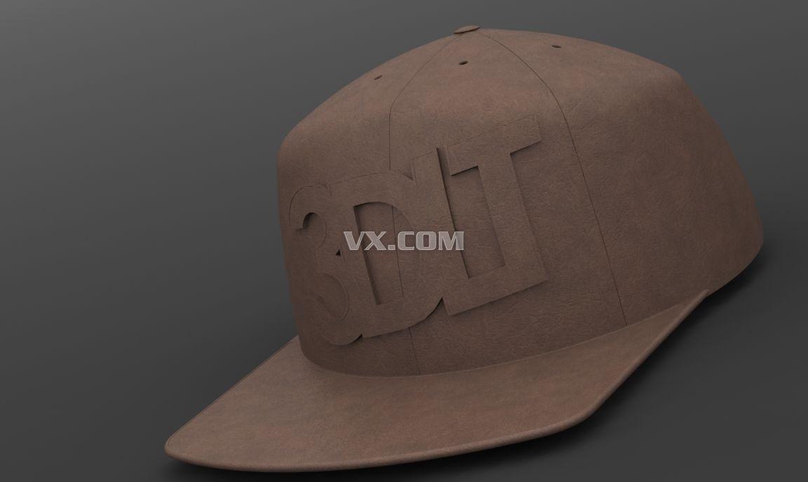 创意帽子设计图