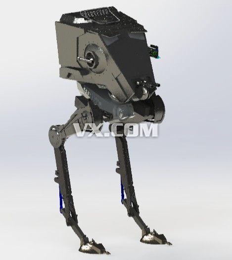 机器人模型推荐