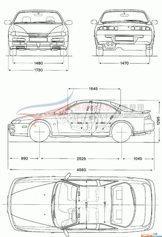 汽车手绘图_solidworks