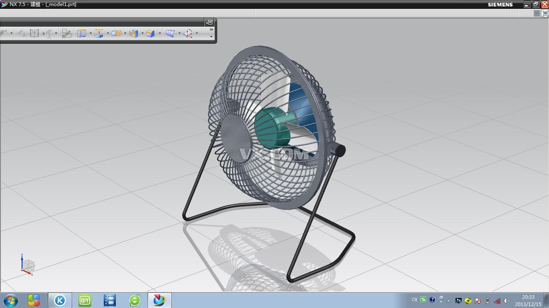 电热扇内部接线图