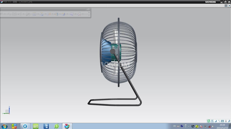 sc8206a4电风扇电路图