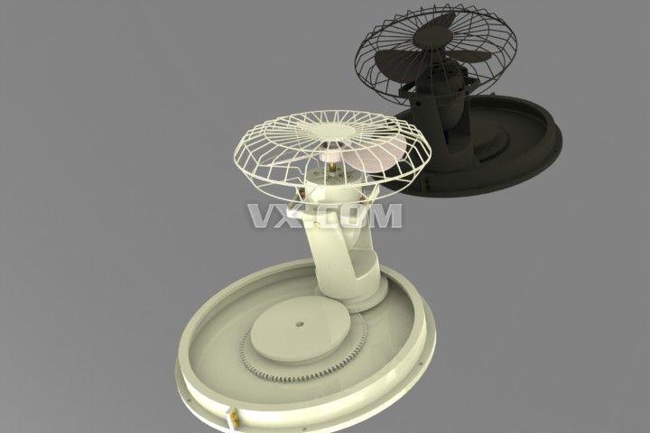 电风扇电路板上meo英文意思