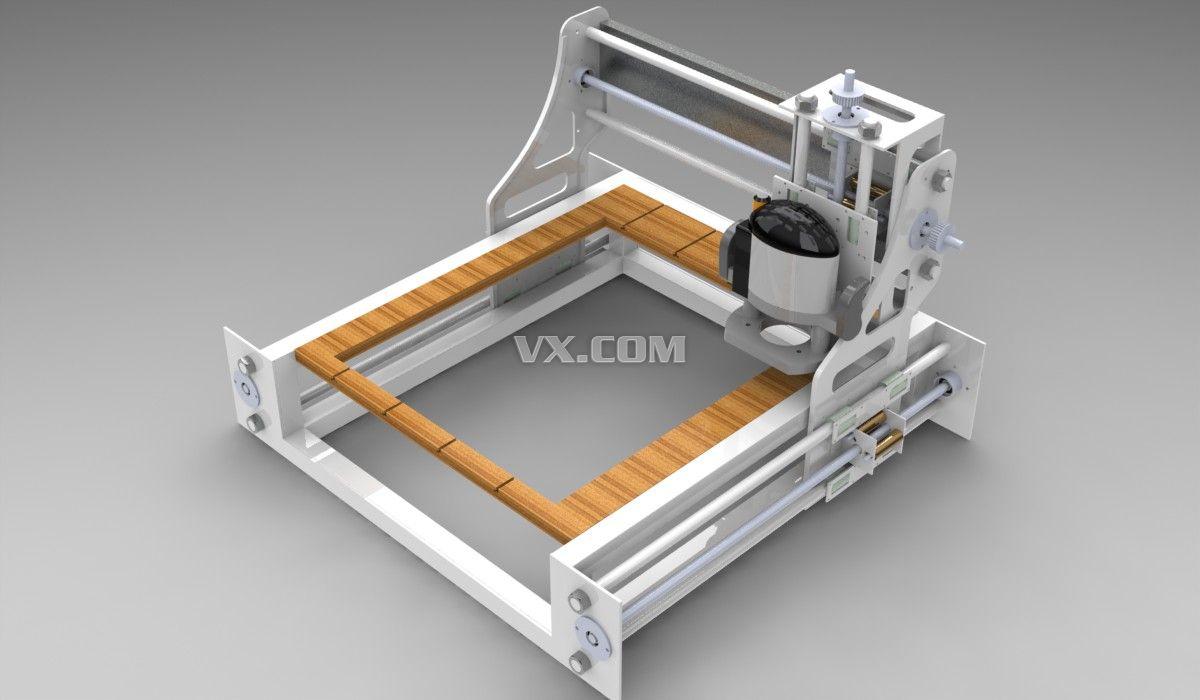 数控雕刻机/小型数控加工中心