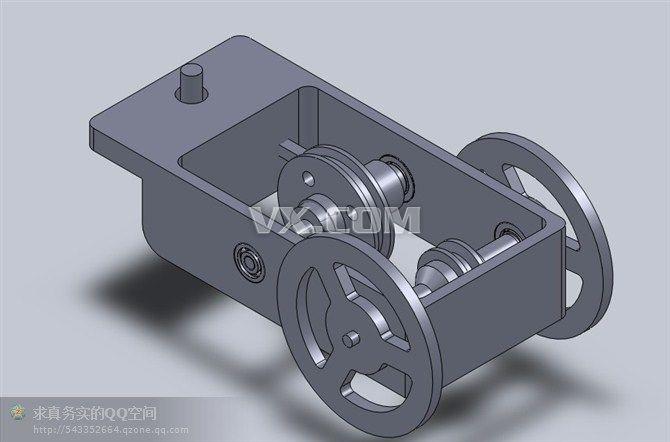 8字无碳小车设计方案展示