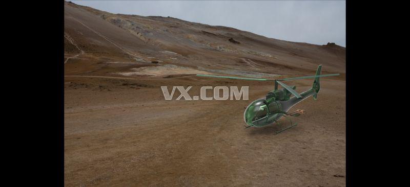 搜救直升飞机_catia_交通工具_3d模型_图纸下载_微小网