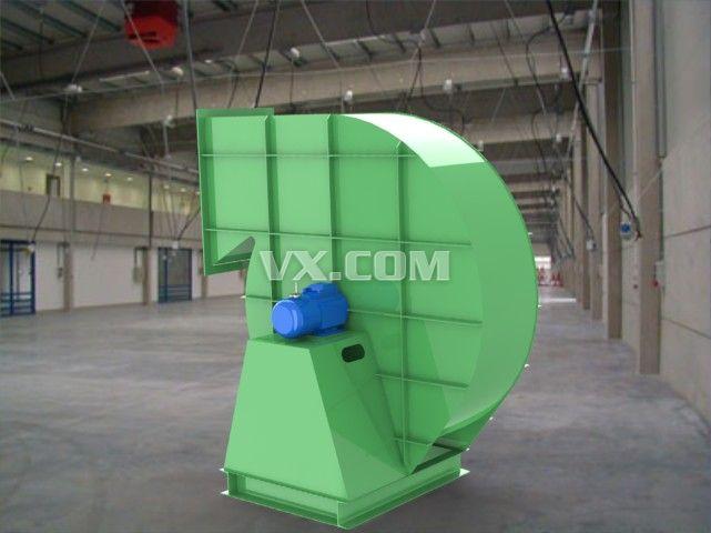 工业风机_iges/igs_机械设备