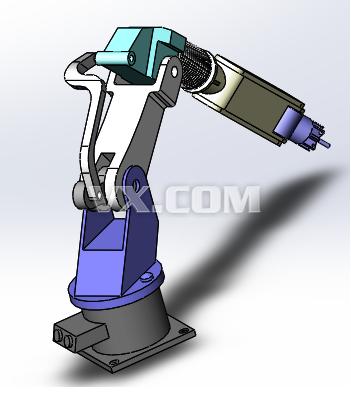 机械臂设计图纸