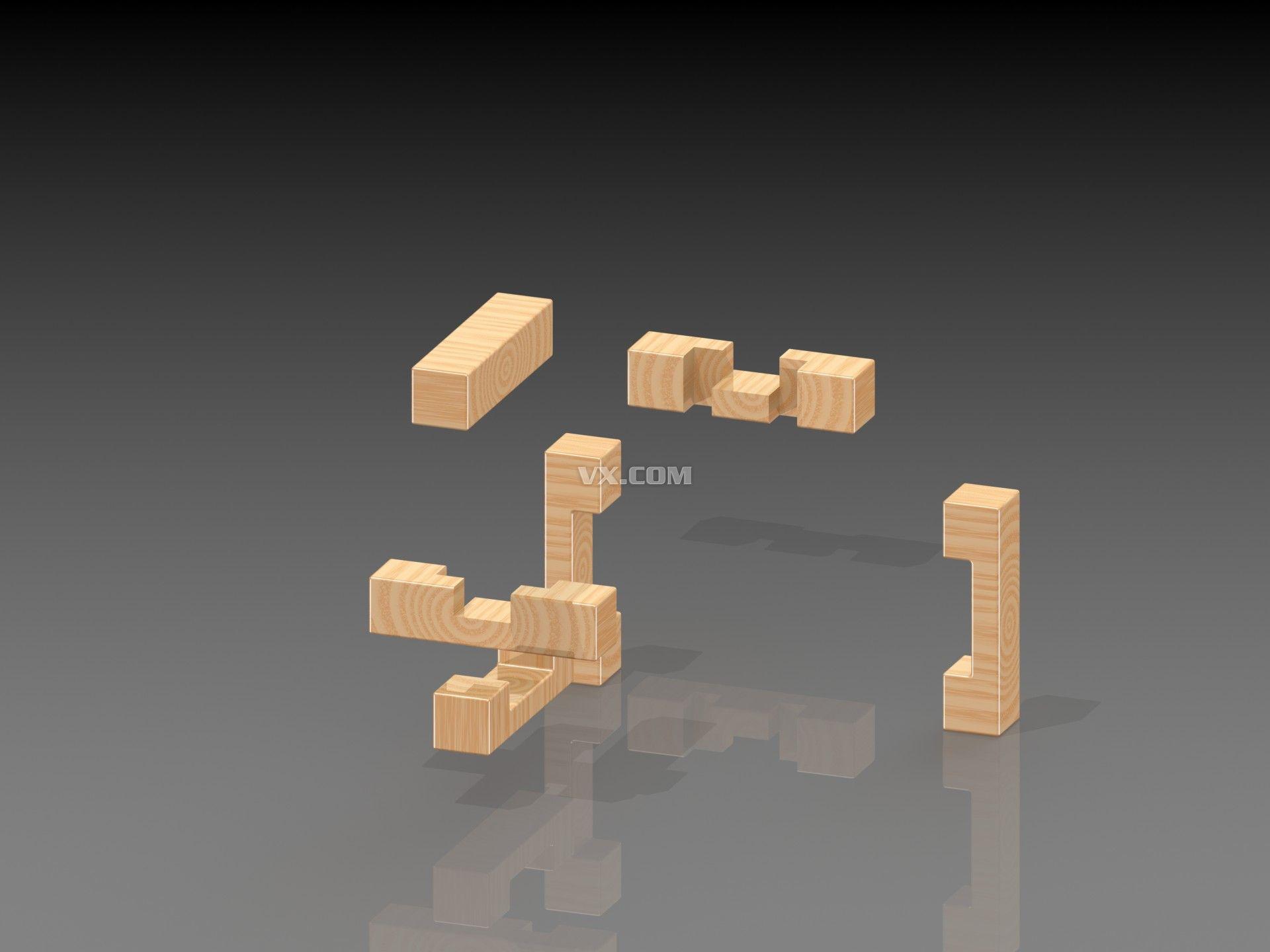 六片锁的步骤图片