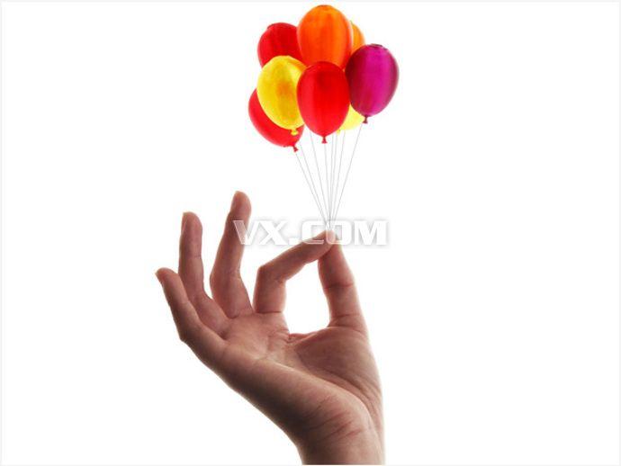 氣球3d打印_stl_創意設計