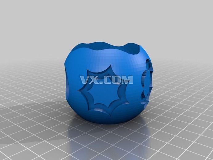球形容器设计图展示