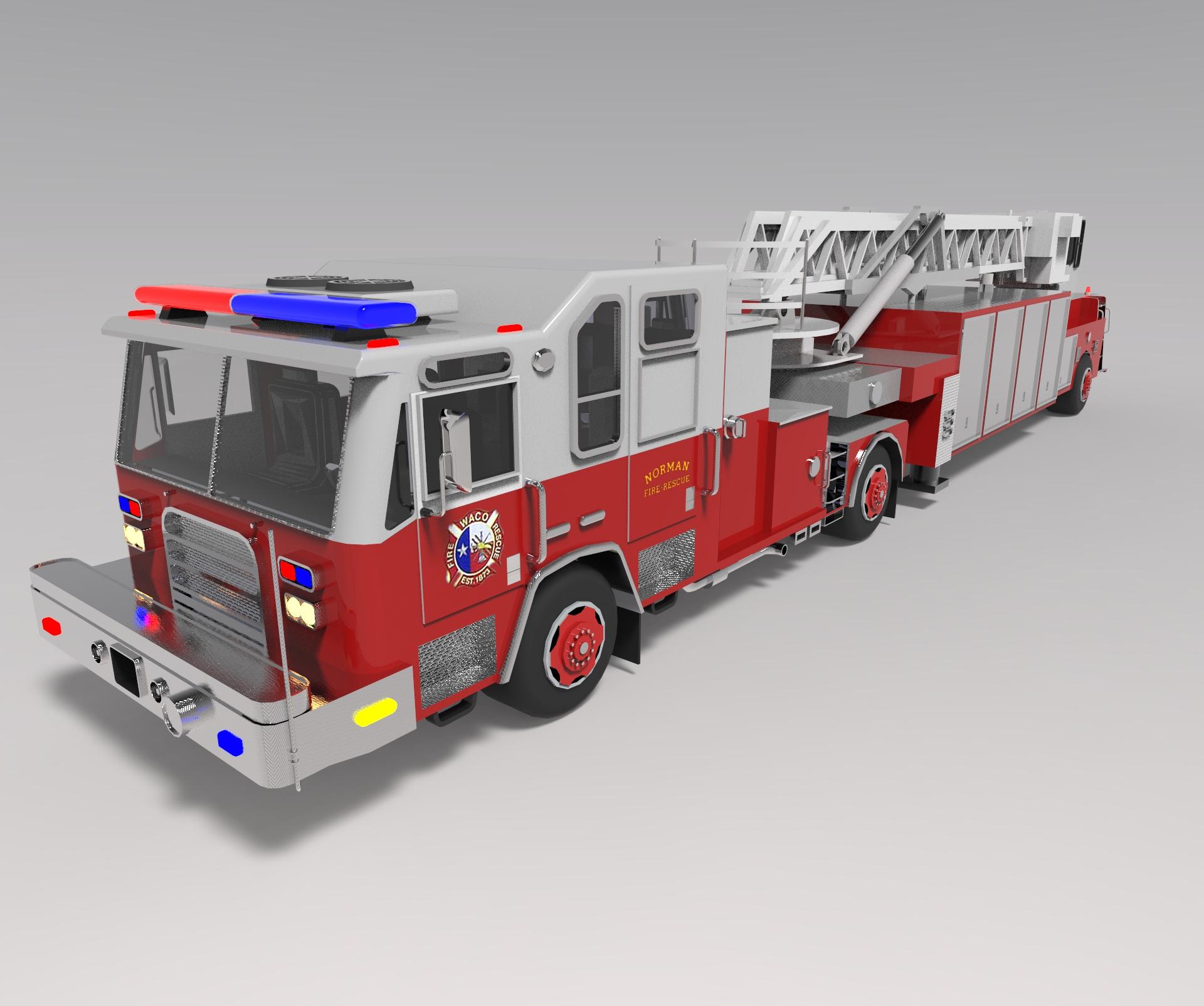 皮尔斯消防车价格_皮尔斯消防车2