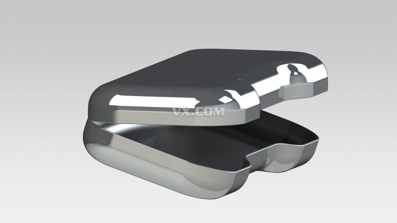眼镜盒_solidworks_包装_3d模型_图纸下载_微小网