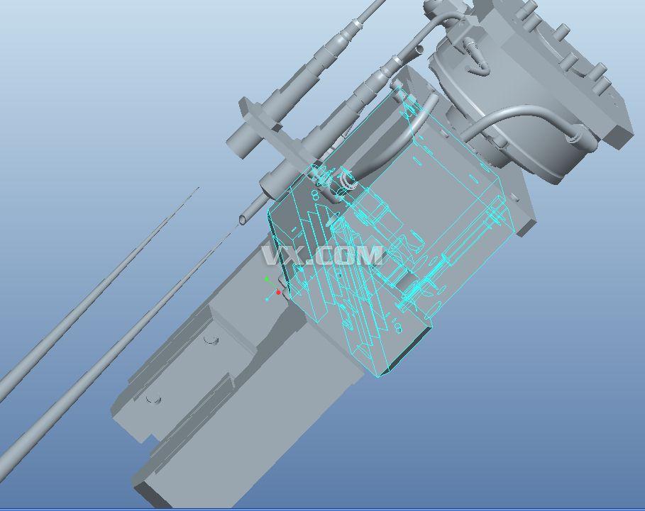 毕业设计(论文)-服务机器人手臂关节结构设计说明书
