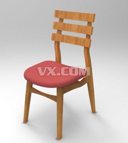 儿童椅子_iges/igs_家具