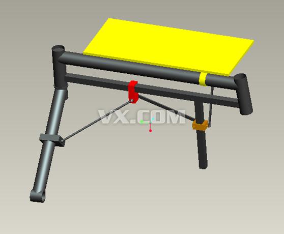机械创新设计课程设计 便携桌椅