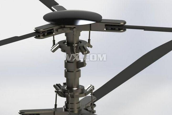 直升機螺旋槳圖片