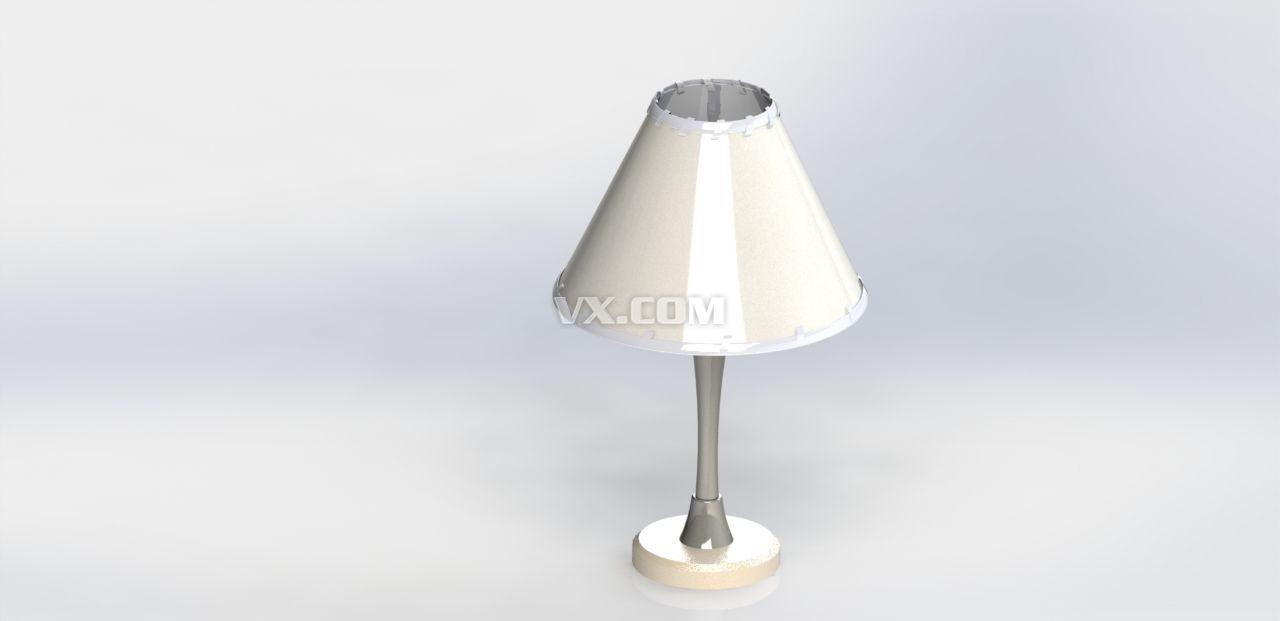 创意台灯设计