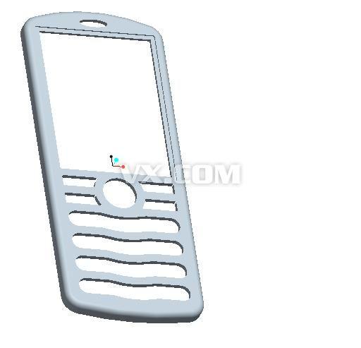 手机外壳造型及设计步骤文档