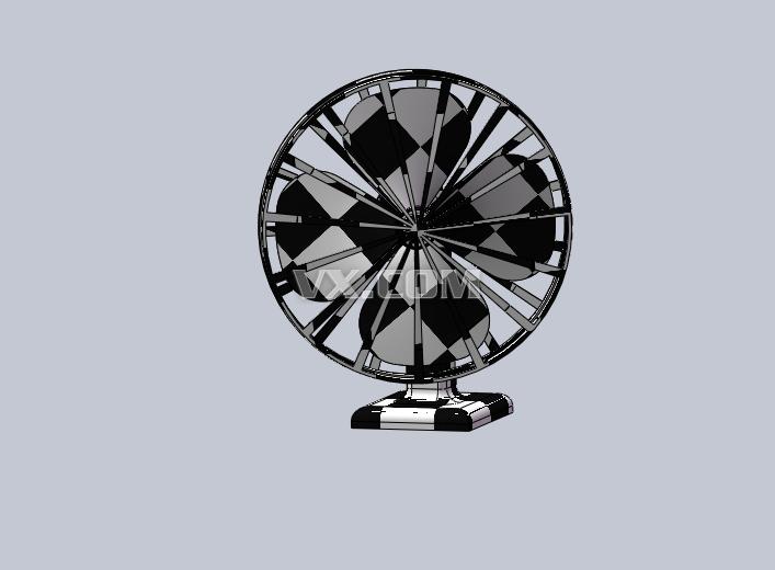 电风扇创意设计