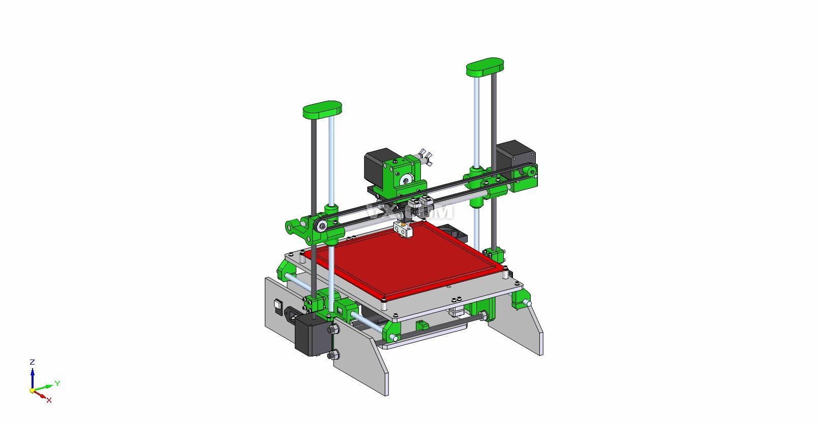3d打印机g1