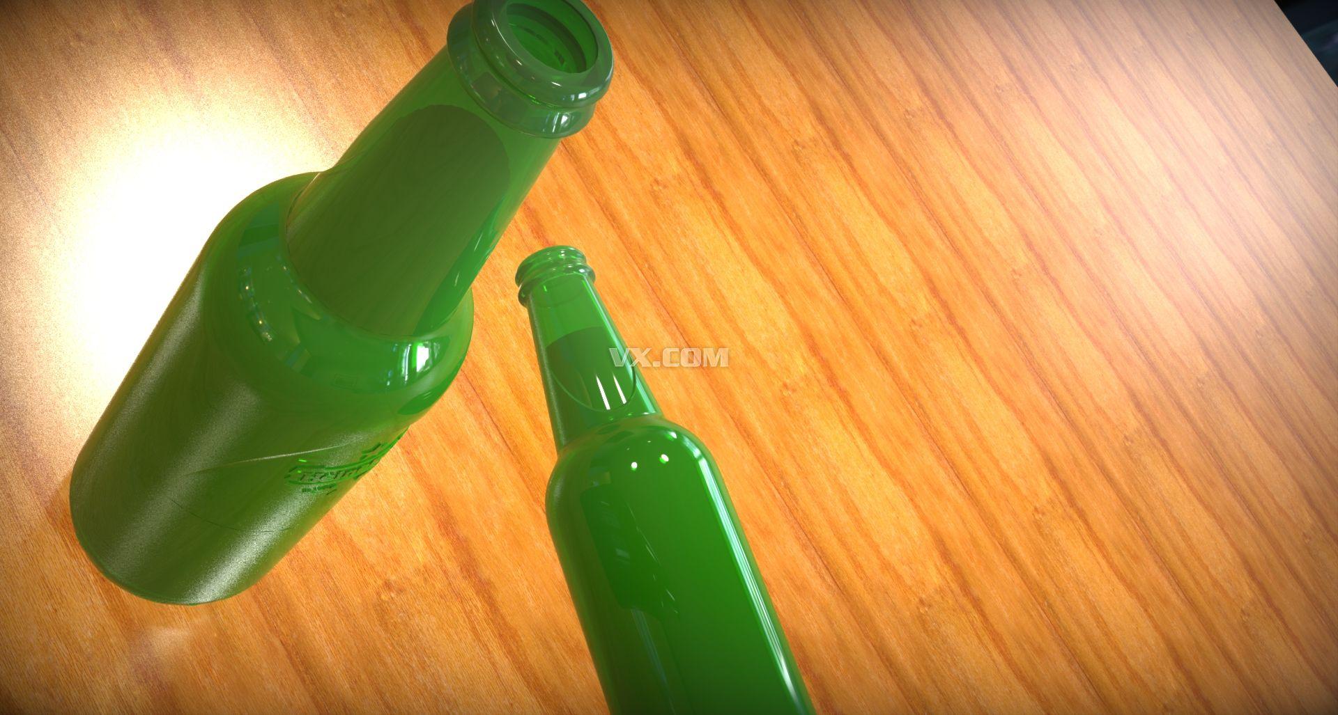 創意啤酒瓶設計