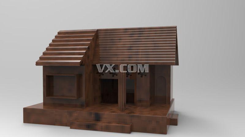 房子设计效果图