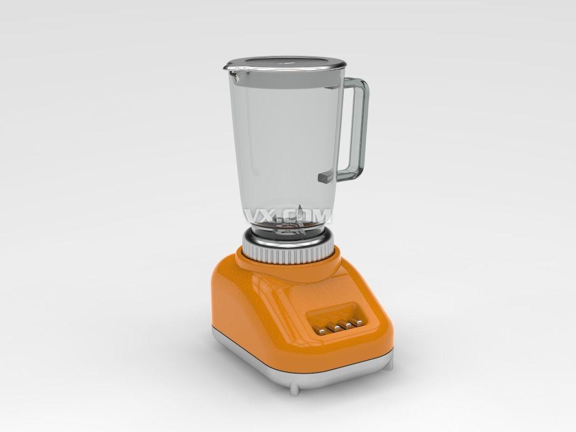 水果搅拌机设计