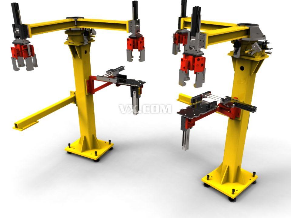 不锈钢自动焊机设计