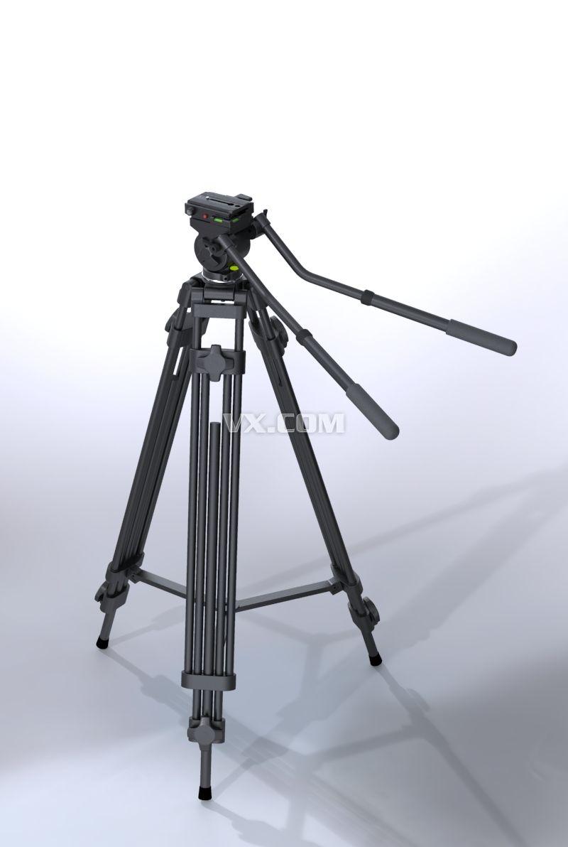 相机三脚架设计