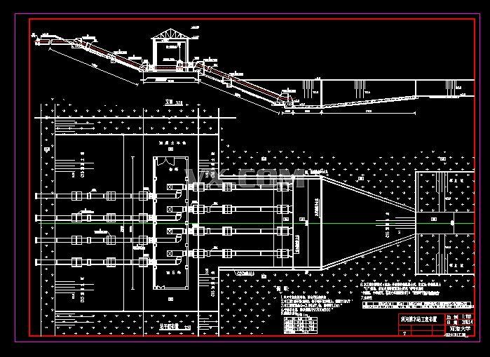泵房液位器接线图