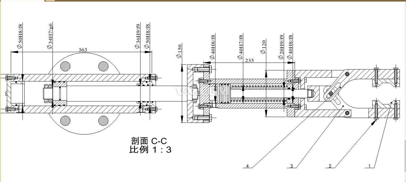 搬运机械手3d模型以及工程图纸