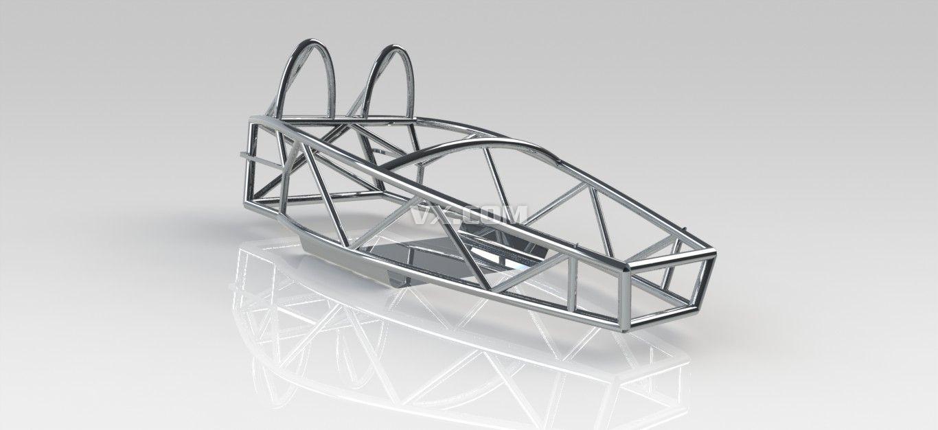 车的结构名称图解