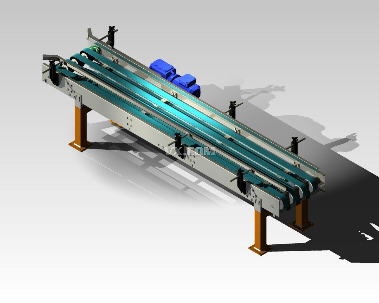 带式输送机设计图纸