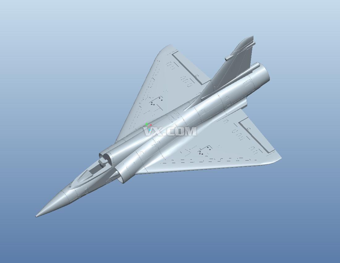幻影2000航模飞机