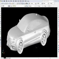 奥迪a5cad CAD模型