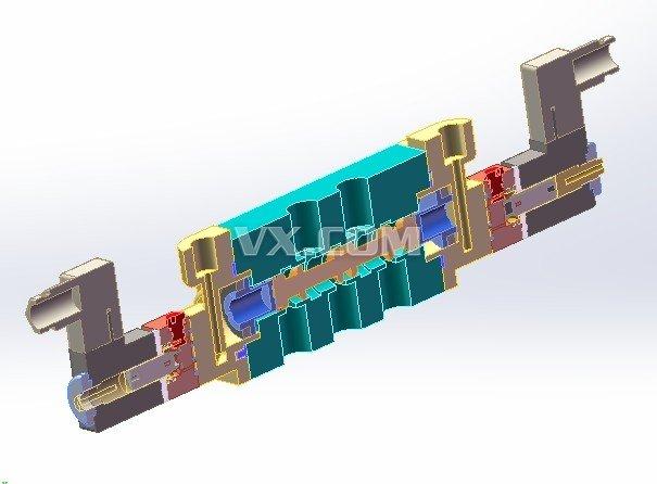 vn6013电磁阀接线图