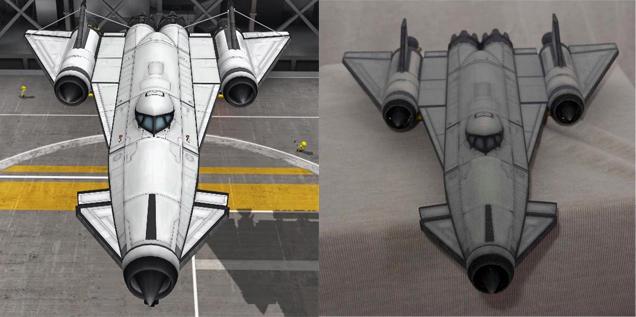 航空模拟游戏的玩家能3d打印自己设计的航天器