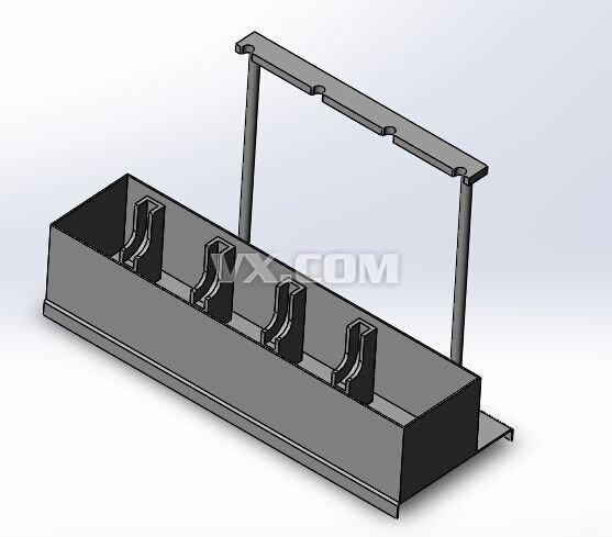 rsjf-50型四通阀焊接工装图片