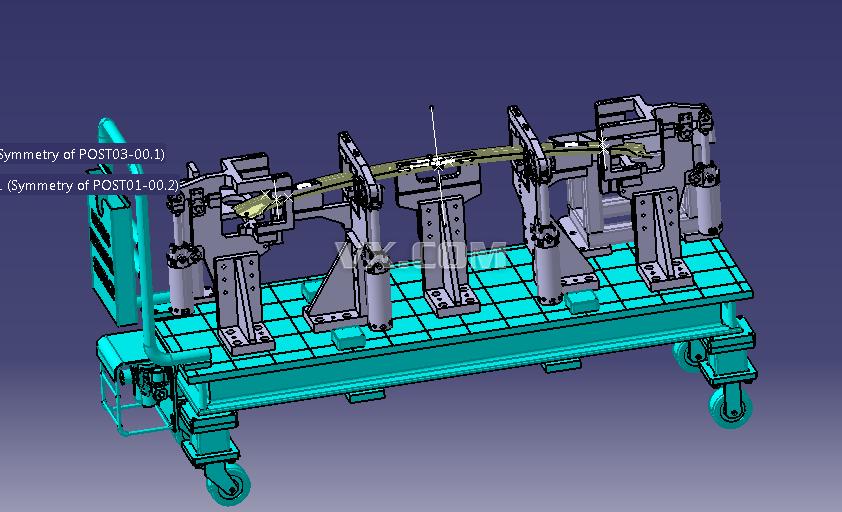 点焊是最常用的,并且通常挂点焊机,集成的点焊机,中频,自动化机器人