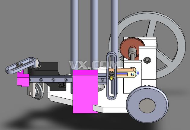 无碳小车sw2_solidworks