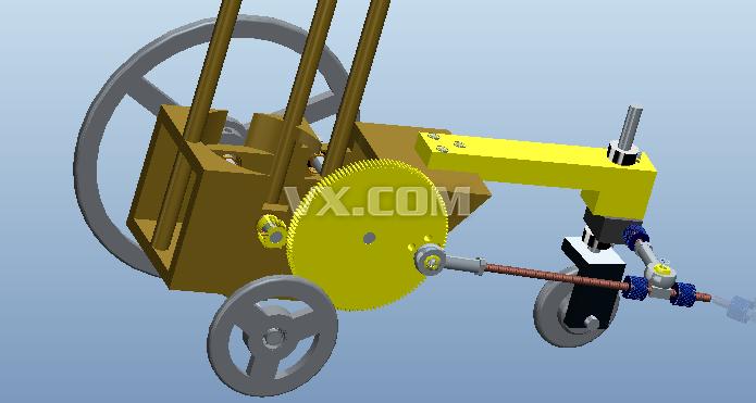 无碳小车设计方案展示